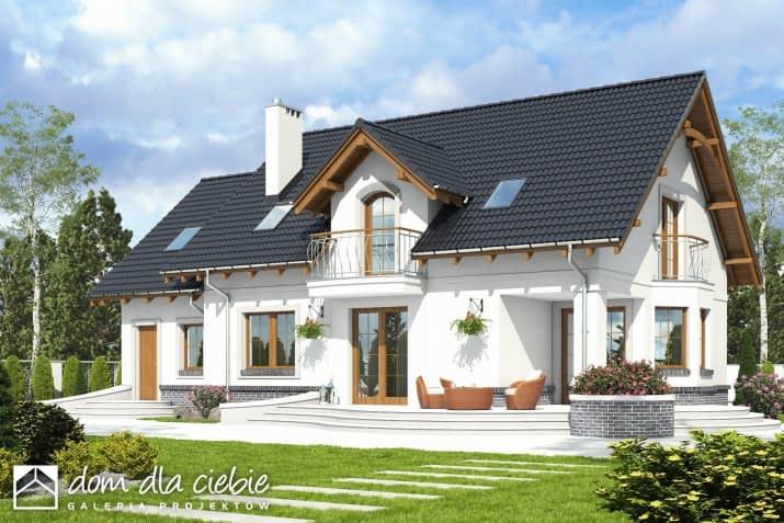 Dom Dla Ciebie 7 A1 - wizualizacja 2
