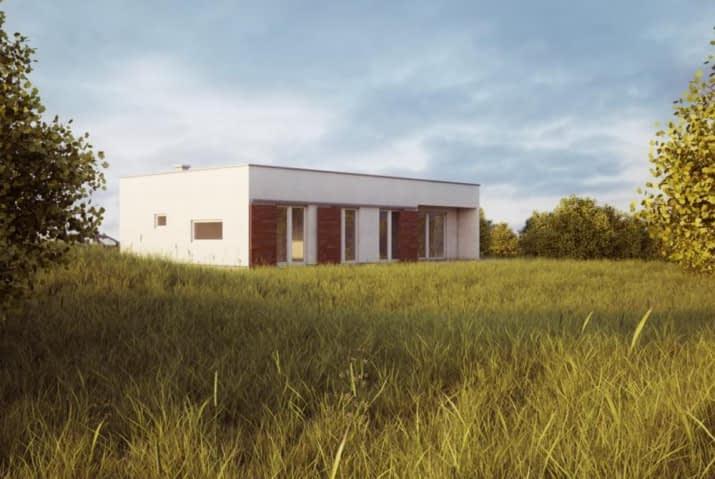 House 05 - wizualizacja 2