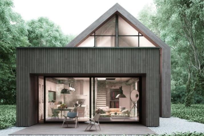House x06 - wizualizacja 2