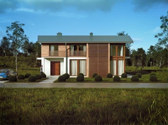 House 10 - wizualizacja 2