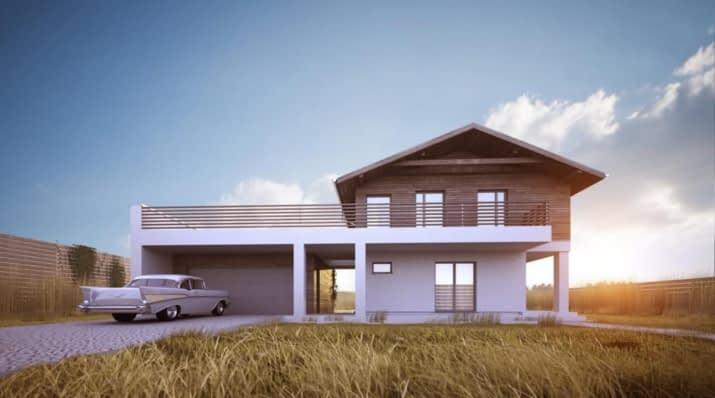 House 10.2 - wizualizacja 2