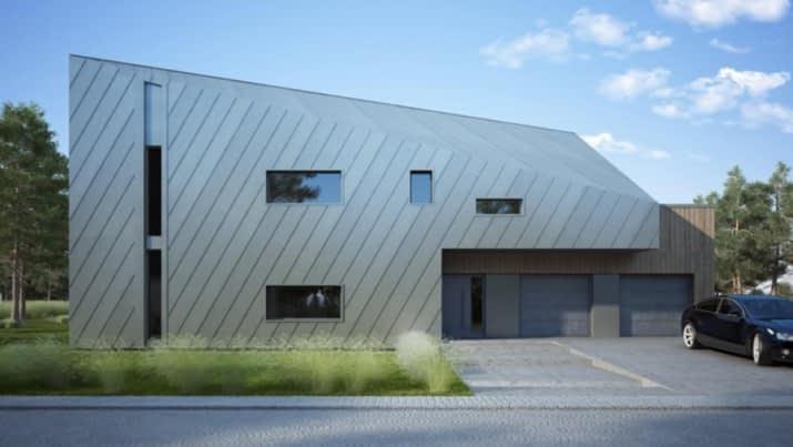 House x08 - wizualizacja 2
