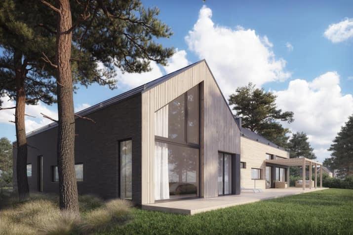 House x15 - wizualizacja 2